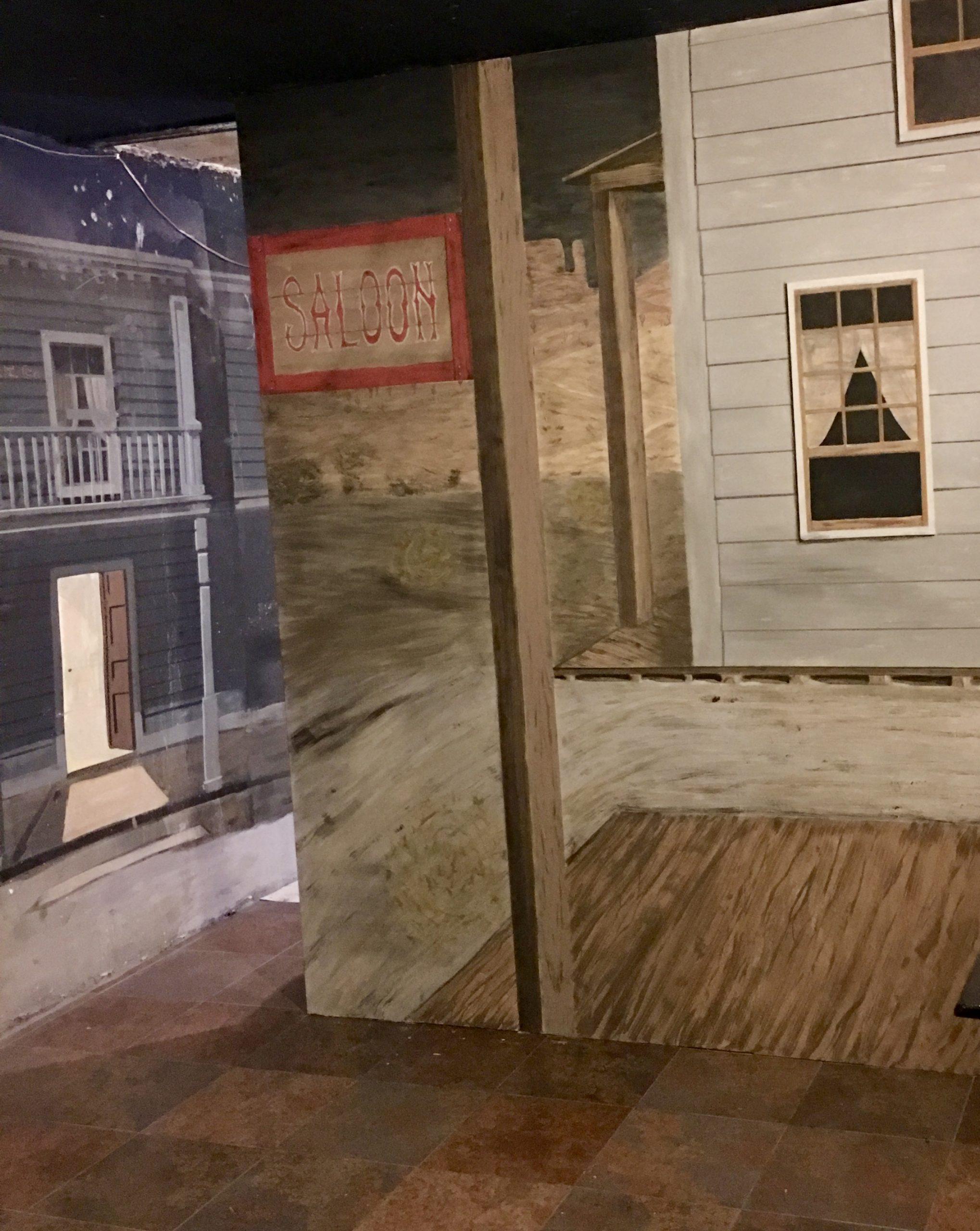 Detalle Museo de Cera Oeste Americano