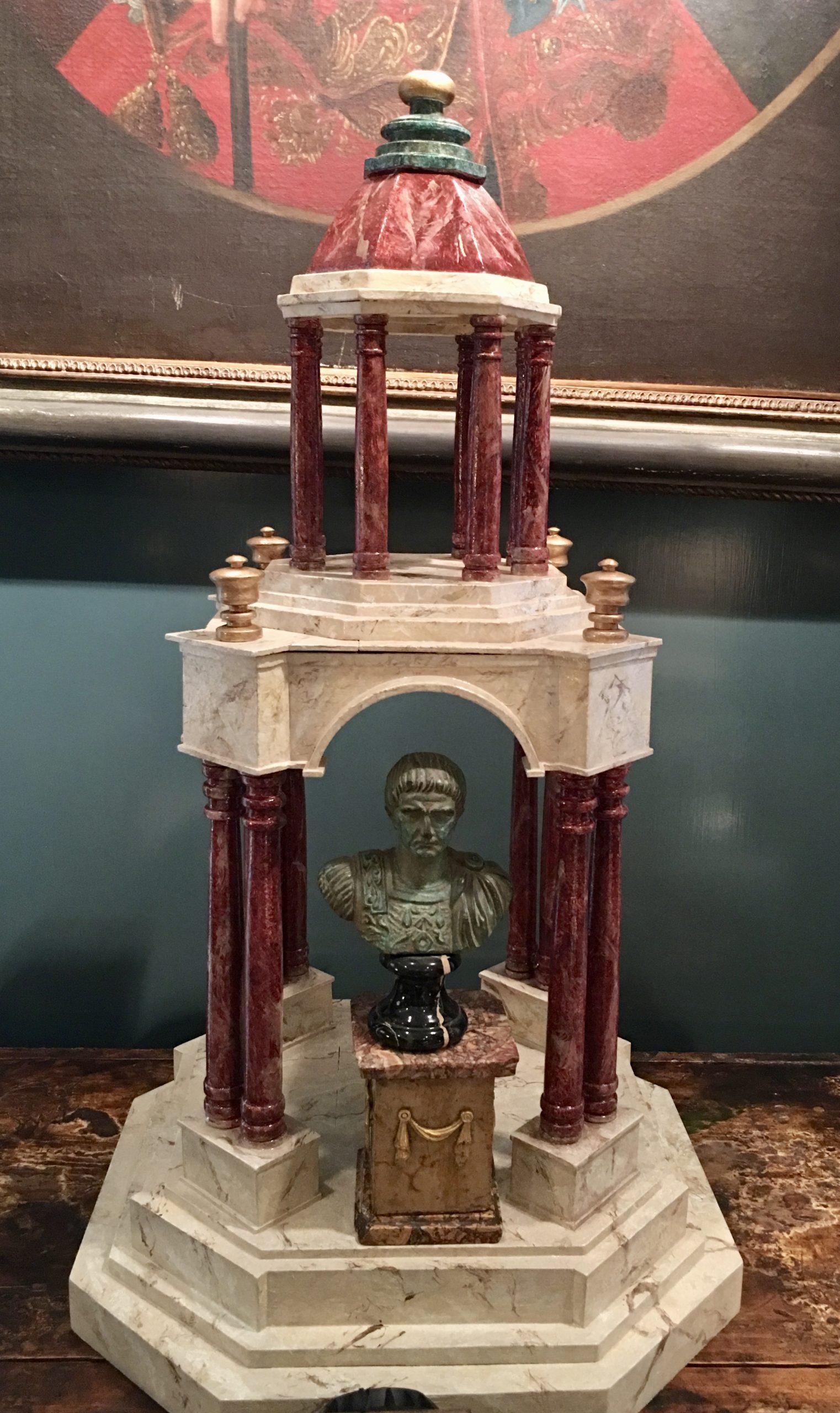 Templete de falsos mármoles